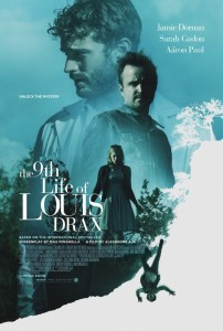 the ninth life of louis drax poster
