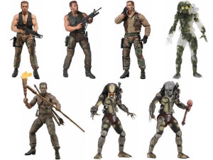 30th Anniversary 'Predator' Action Figure Collection 2