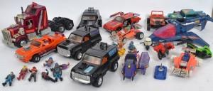 Action figures anni '80 -11