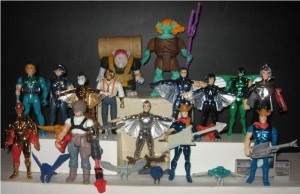 Action figures anni '80 -6