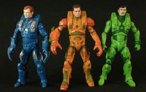 Action figures anni '80 -9