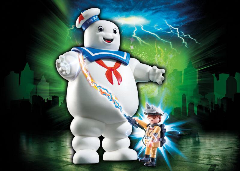 Playmobil lancia la linea dedicata ai Ghostbusters originali