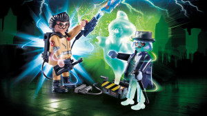 GHOSTBUSTERS PLAYMOBIL 5