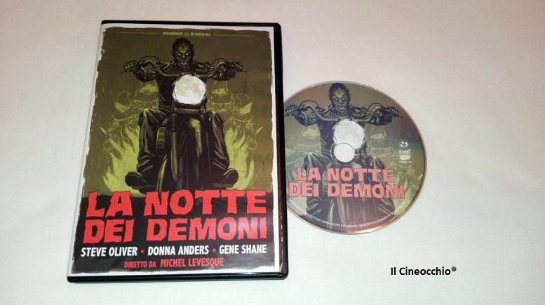[recensione DVD] La Notte dei Demoni di Michel Levesque