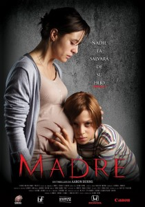 Madre poster Burns