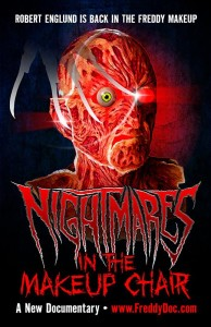 Nightmares In the Makeup Chair Poster
