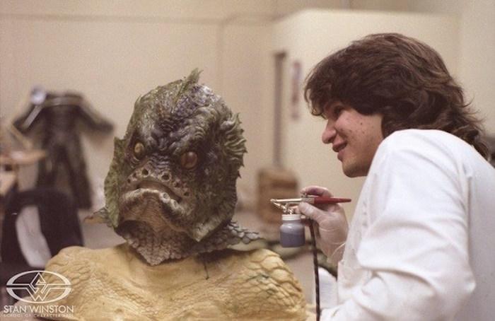 Scuola di Mostri: pubblicate immagini inedite delle creature di Stan Winston