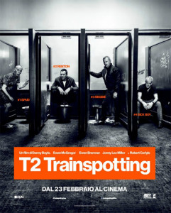 T2 Trainspotting locandina