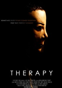 Therapy poster