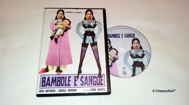 bambole e sangue dvd