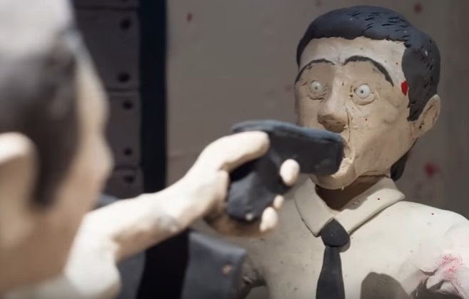 [cortometraggio] Una versione splatter in claymation per The Belko Experiment