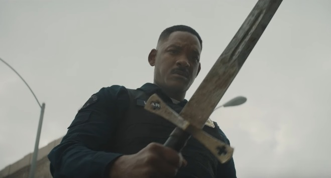 bright netflix film will smith