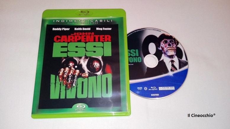 [recensione Blu-Ray] Essi Vivono di John Carpenter