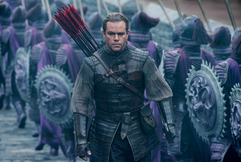 [recensione] The Great Wall di Zhang Yimou