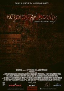metropolitan legends webserie