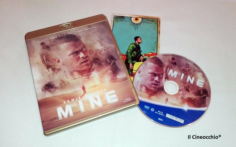 [recensione Blu-Ray] Mine di Fabio Guaglione e Fabio Resinaro