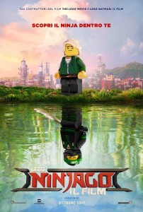 ninjago lego poster film
