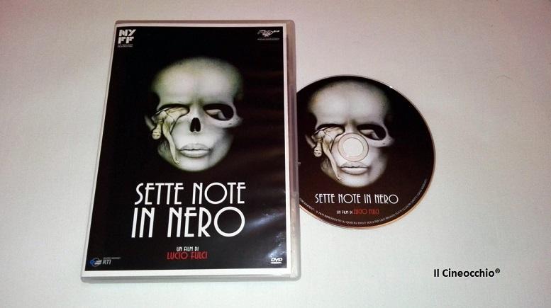 [recensione DVD] Sette Note in Nero di Lucio Fulci