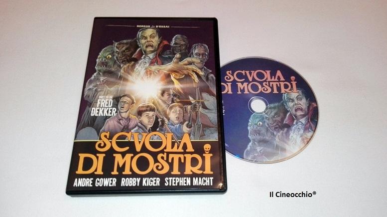 [recensione DVD] Scuola Di Mostri di Fred Dekker