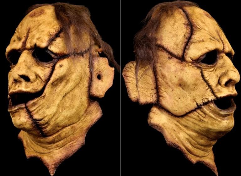 La skinner mask racchiude tutte le maschere di pelle umana - Film senza limiti non aprite quella porta ...