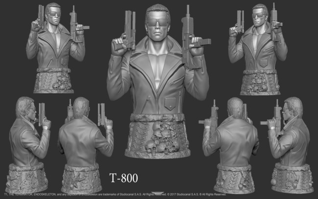 Parte la raccolta fondi per The Terminator: The Official Board Game