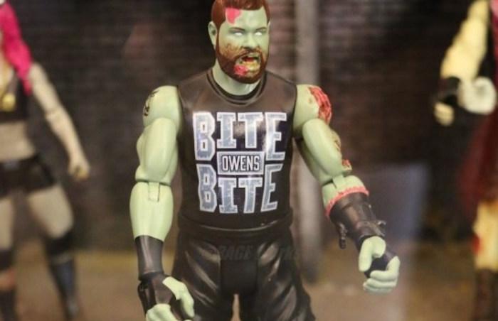 Toy Fair 2017: Undertaker, John Cena e le star della WWE sono zombie per la Mattel