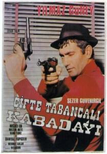 Çifte tabancali kabadayi (1969)