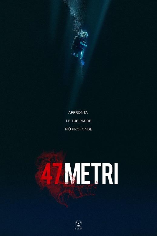 47 metri poster