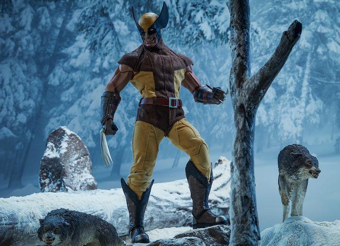 Action Figure Wolverine 2