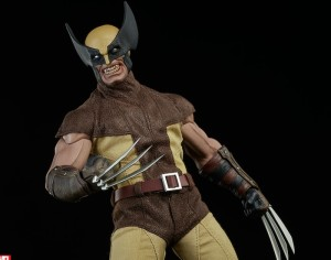 Action Figure Wolverine 3