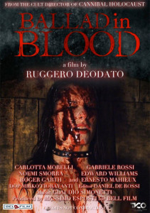 Ballad in Blood Poster