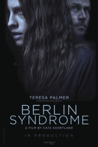 Berlin Syndrome Cate Shortland poster