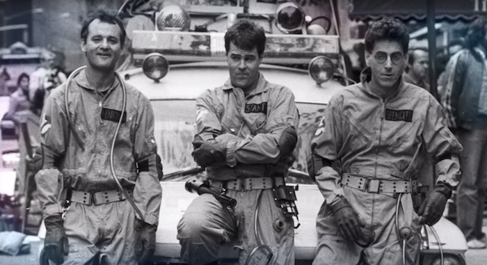 'Cleanin' Up the Town- Remembering Ghostbusters
