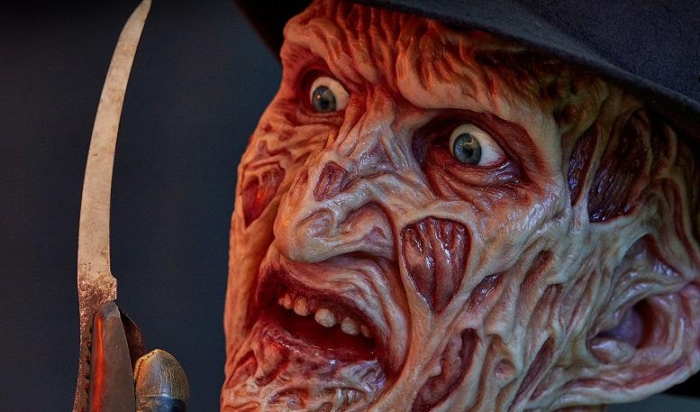Le repliche 1:1 dei busti di Freddy e Jason materializzano i vostri peggiori incubi