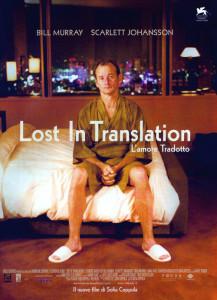 Lost in Translation - L'amore tradotto poster