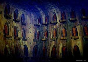 Misteri archeologici - Città sotterranea del grand canyon