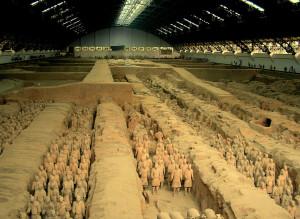 Misteri archeologici - Esercito di terracotta