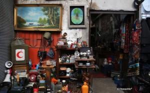 Negozio Yilmaz in Bazar vecchio Ankara 1