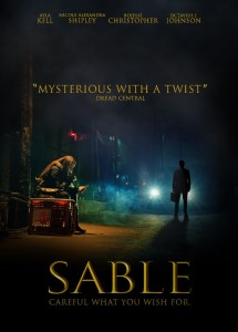 Sable poster
