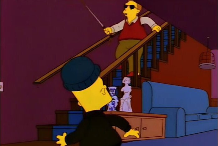 Simpson Don't Breathe