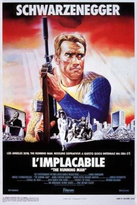 The Running Man - L'implacabile poster