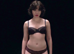 Under the Skin Scarlett Johansonn