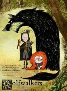 Wolfwalkers moore poster