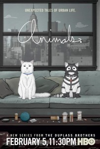animals 2 hbo poster
