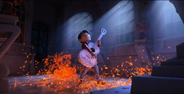 Il trailer di COCO ci porta nella Terra dei Morti immaginata dalla Pixar