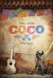 coco pixar poster