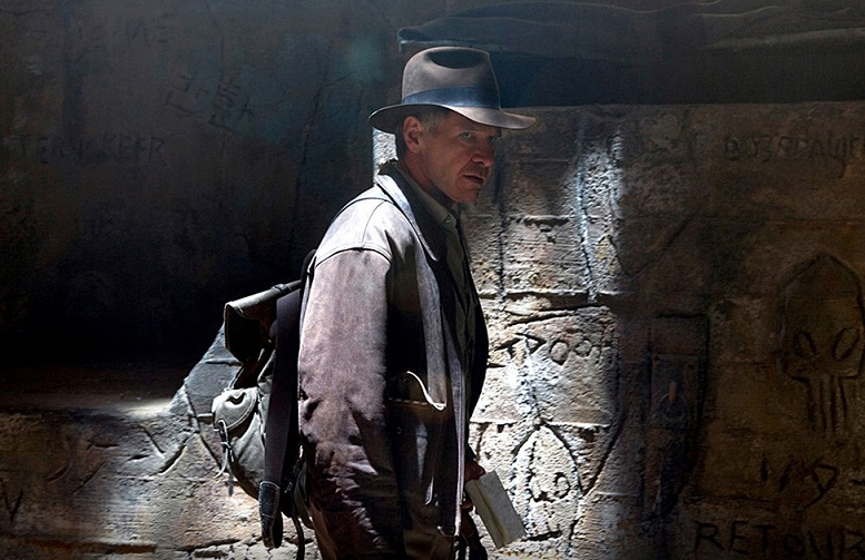 indiana jones harrison film