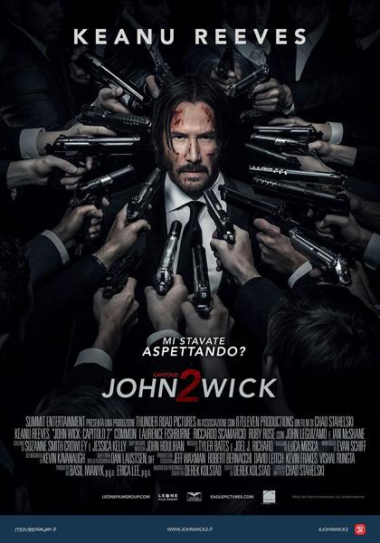john wick 2 locandina