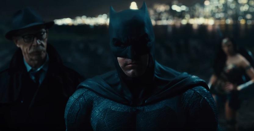I cinque supereroi della Justice League uniti nel full trailer italiano