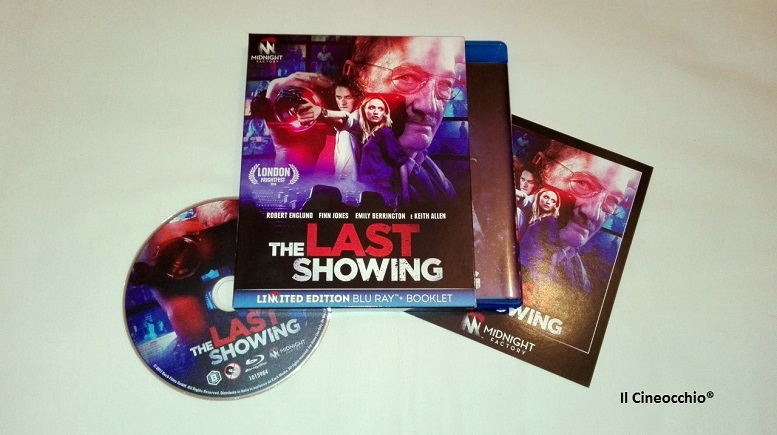 [recensione Blu-Ray] The Last Showing di Phil Hawkins